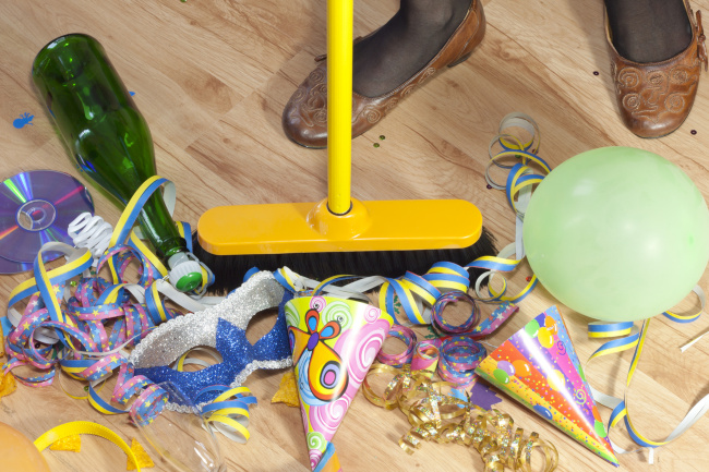 4 Unique Seasonal Cleaning Situations